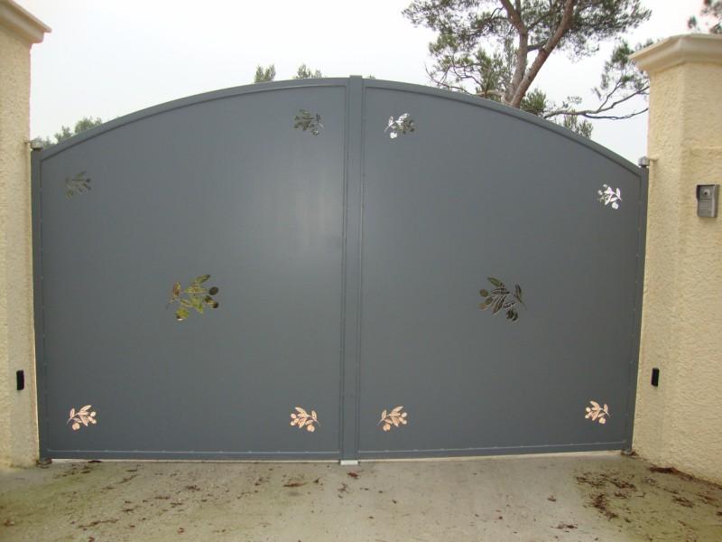 fabrication de portail la bouilladisse peypin auriol aubagne fabrication produits dfci. Black Bedroom Furniture Sets. Home Design Ideas